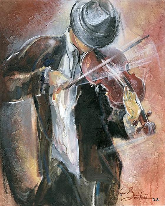 77-Street-Musician (560x700, 452Kb)