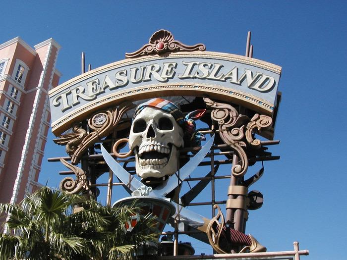Treasure Island Онлайн Казино