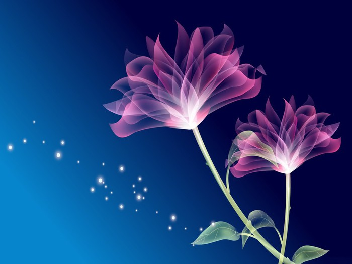 magical_pink_animated_flowers_ (700x525, 49Kb)