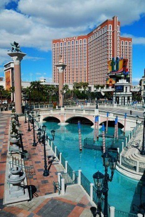 """""""Отель Остров Сокровищ, Лас Вегас, США"""" 63771"""