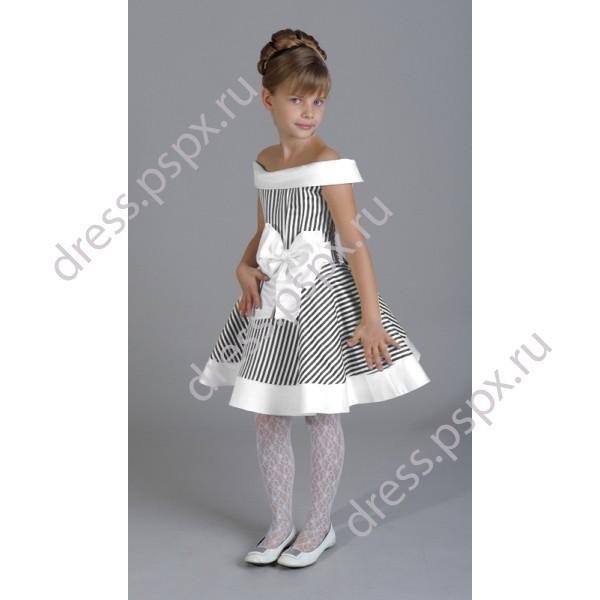 Модели платьев для девочки своими руками