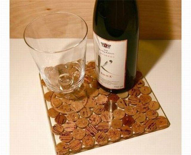 Поплавок из пробки из под шампанского своими руками фото 151