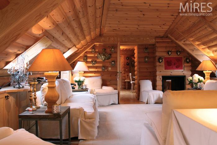 interier pomesheniy,ekskluzivnyy dizain interiera,dekor interiera,derevenskiy stil,Parizh (700x466, 142Kb)