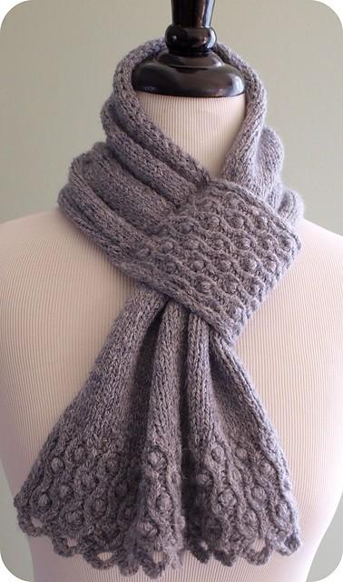 Вяжем шарфики. Красивые и оригинальные идеи