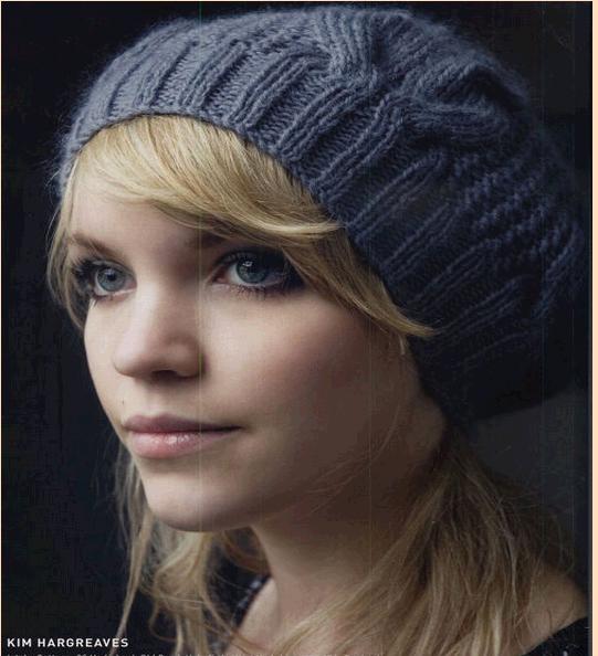 Схемы вязания косами для шапок 47