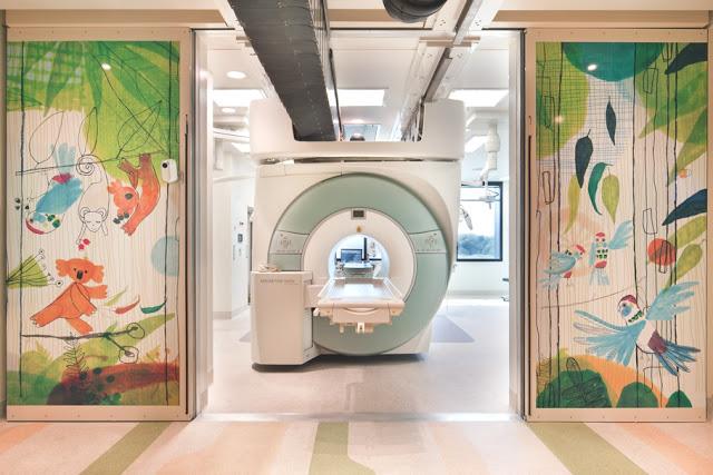 Дизайн детской клиники