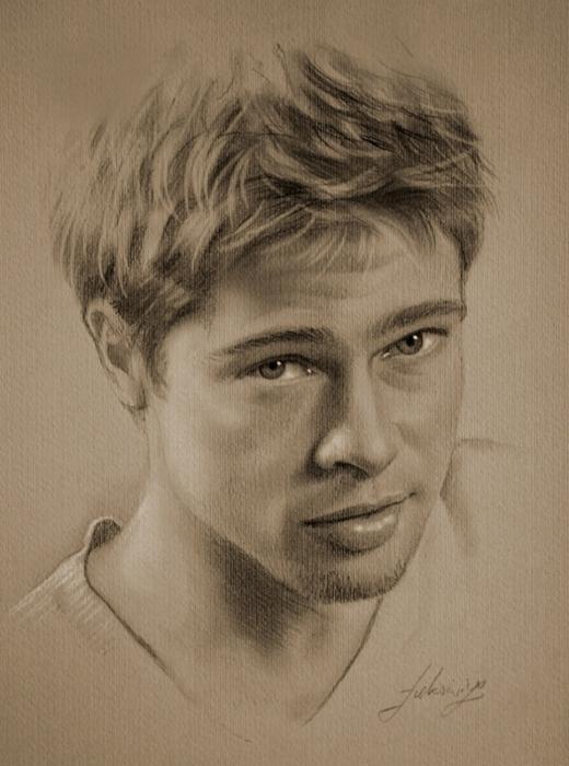 портреты простым карандашом9 (520x700, 226Kb)