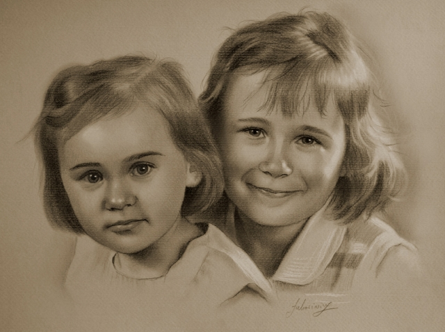 портреты простым карандашом23 (640x477, 201Kb)