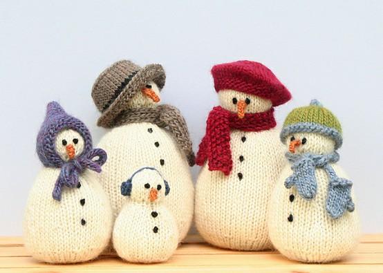 Вязание новогоднее