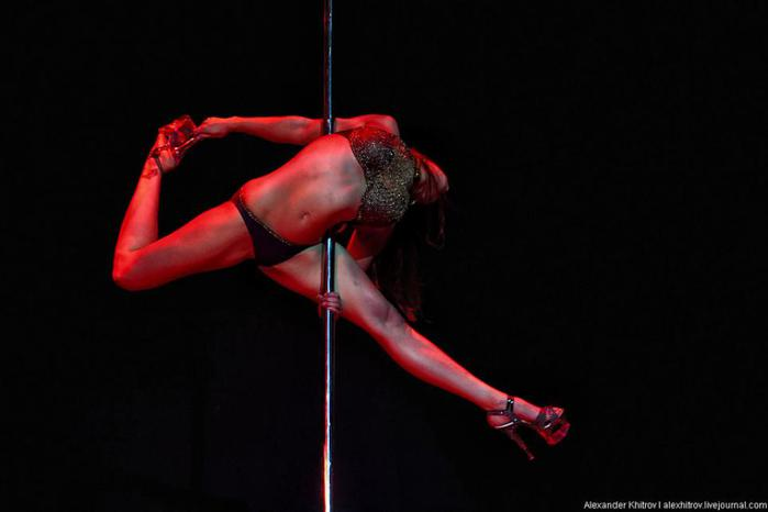 Фестиваль 'Pole Dance & Fitness'