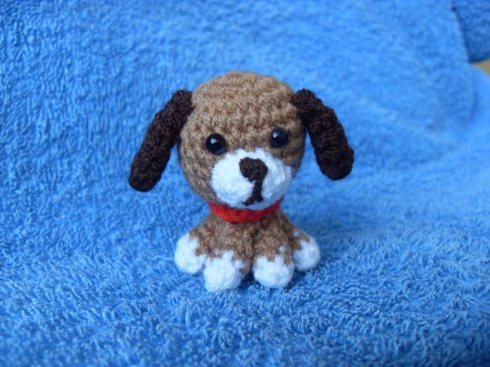 Вязаные собаки спицами игрушки