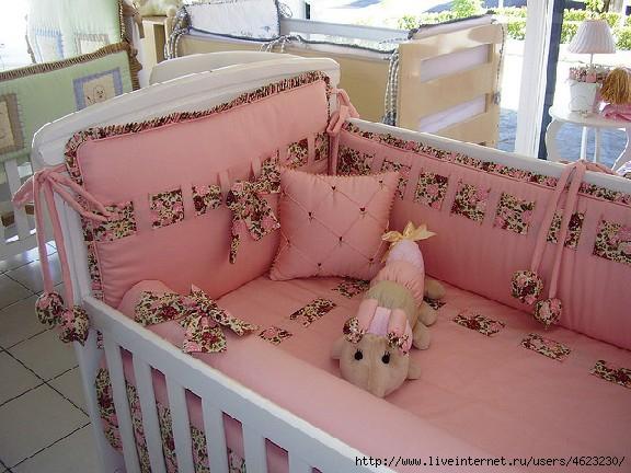 Пошив детского постельного белья в кроватку своими руками