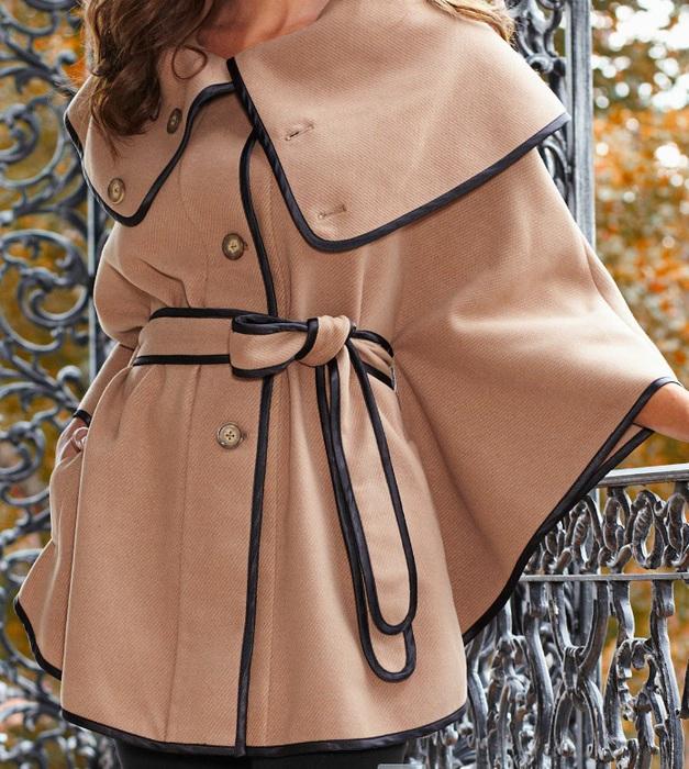 Пальто женское сшить самой 14