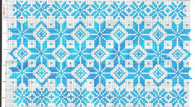 звезда Алатырь (крест Сварога) б - муж мал - жен) (640x352, 105Kb)