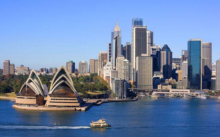 Фото Сидней Австралия 02 (700x437, 64Kb)