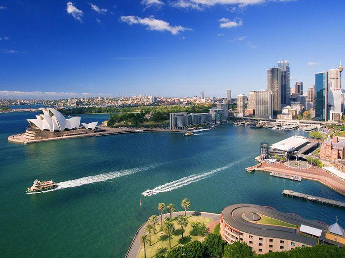 Фото Сидней Австралия 06 (700x525, 73Kb)