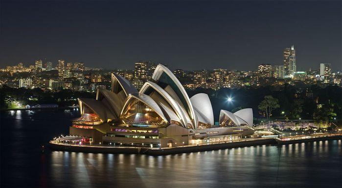 Фото Сидней Австралия 22 (700x386, 45Kb)