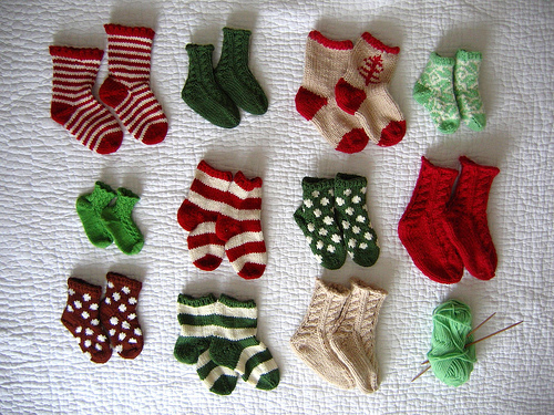 ravelry_Baby sock advent calendar1 (500x375, 174Kb)