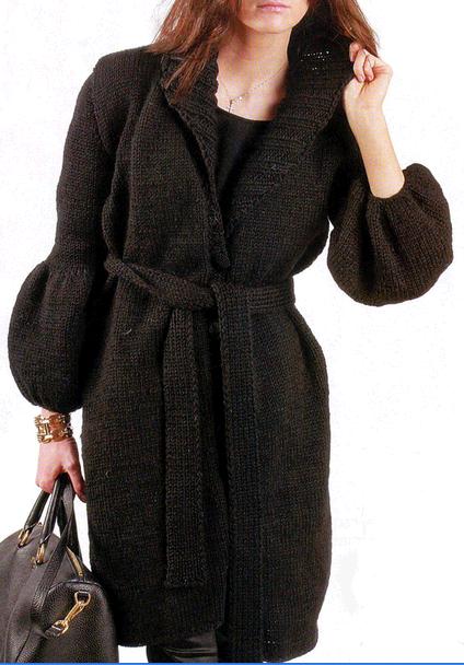 Женское пальто\курточка вязаное спицами/4683827_20121030_214747 (424x608, 234Kb)