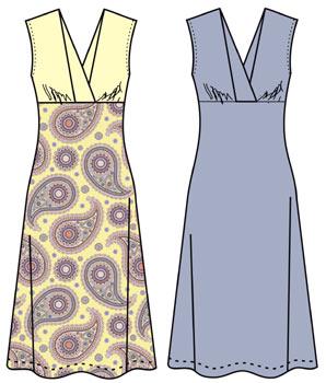 Шьем Платье Большого Размера
