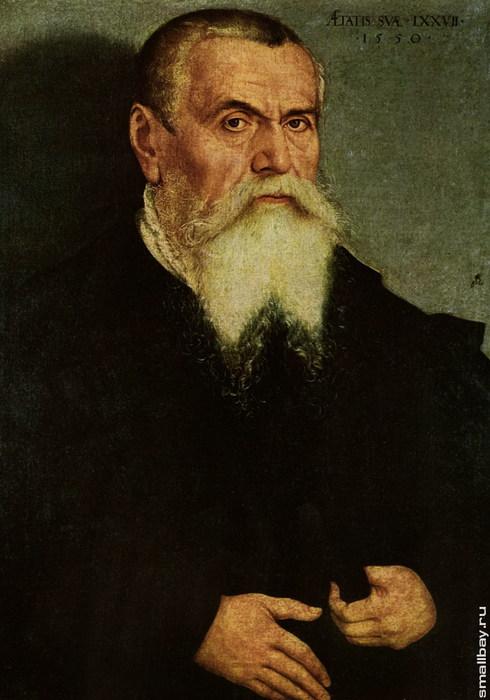 Лукас Кранах Старший  1550 (490x700, 79Kb)