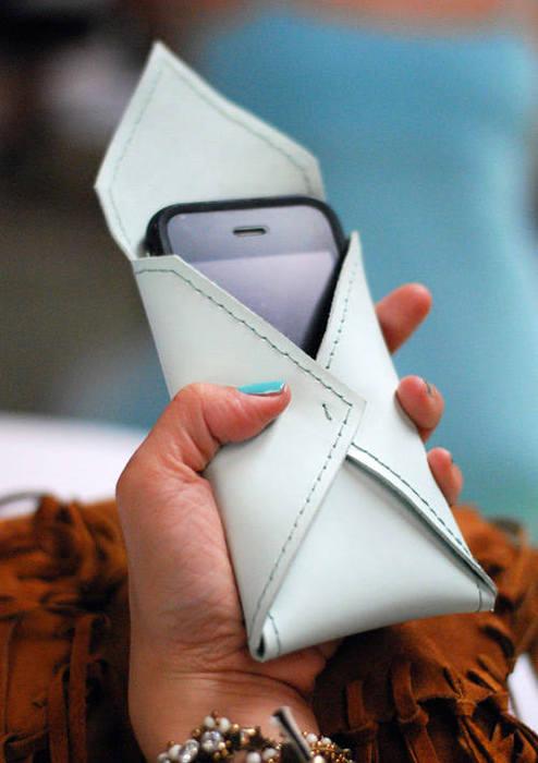Можно ли сделать чехол на телефон своими руками