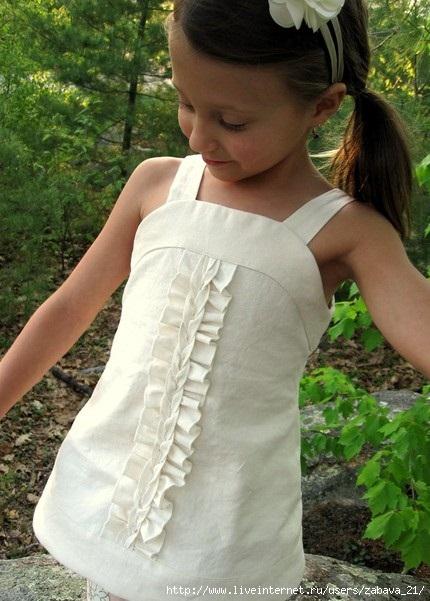 Шьем для детей для девочек