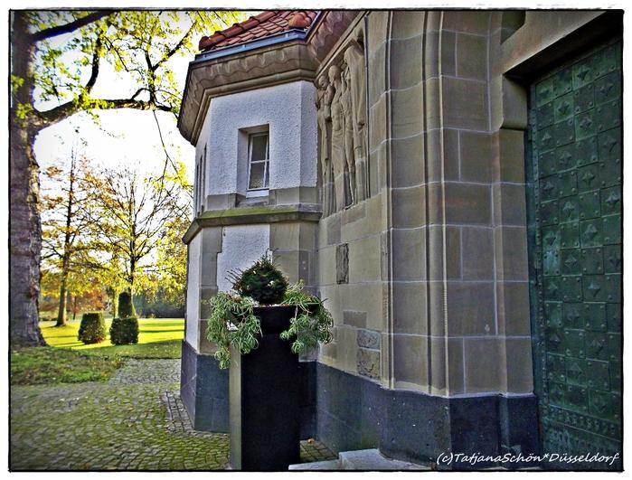Дюссельдорф. Архитектура и ландшафтный дизайн