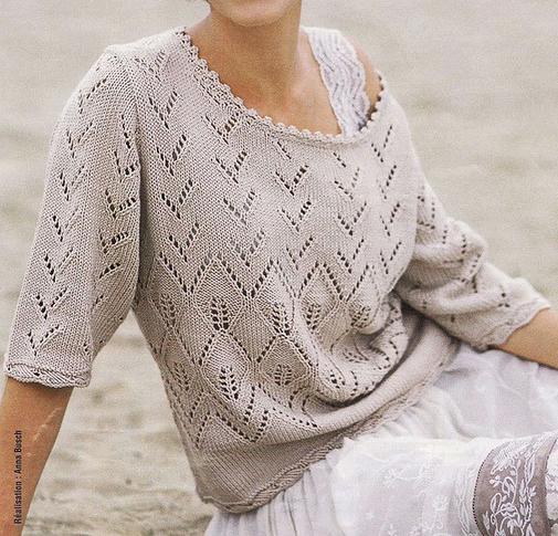 Джемпер женский ажурный спицами/4683827_20121102_224507 (505x485, 261Kb)