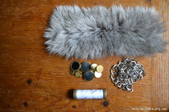 diy-faux-fur-bracelet-2 (570x380, 150Kb)