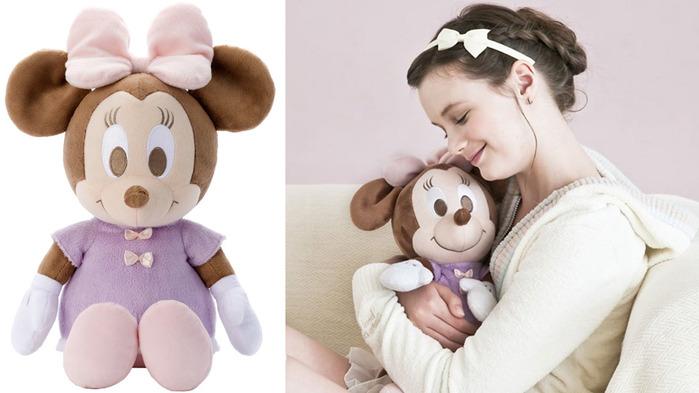 Hug Dream Minnie игрушка от бессонницы 2 (700x393, 72Kb)