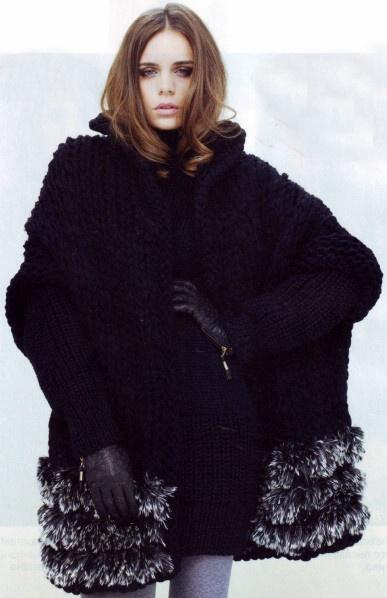 Для изготовления пальто своими