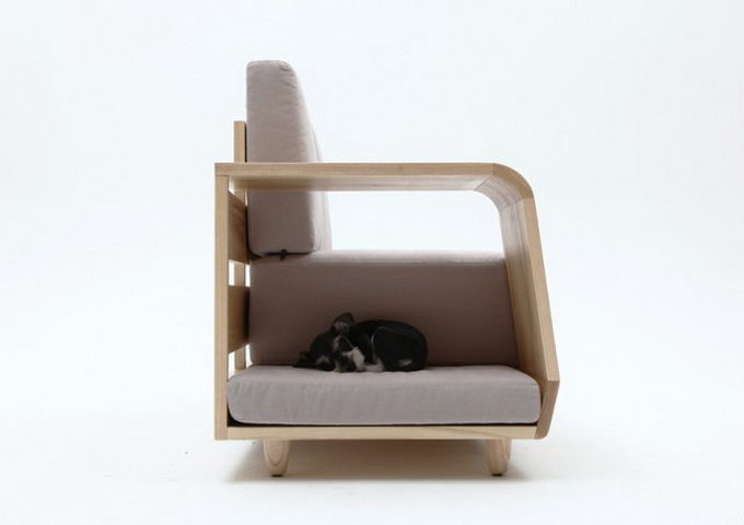 дизайнерская мебель для животных фото (680x480, 42Kb)
