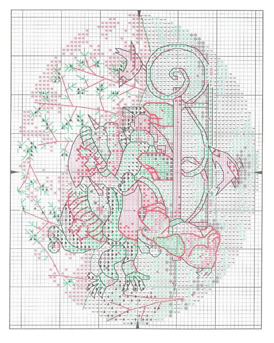 Playful  Snowmen  Ornaments (4) (559x700, 512Kb)