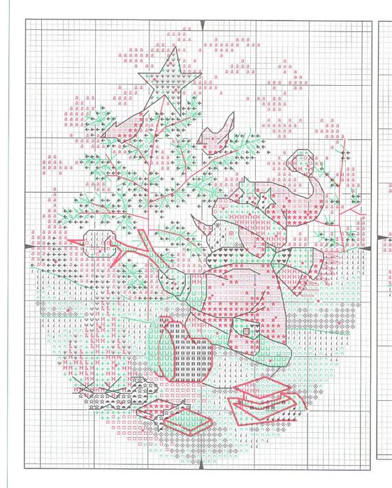 Playful  Snowmen  Ornaments (8) (561x700, 493Kb)