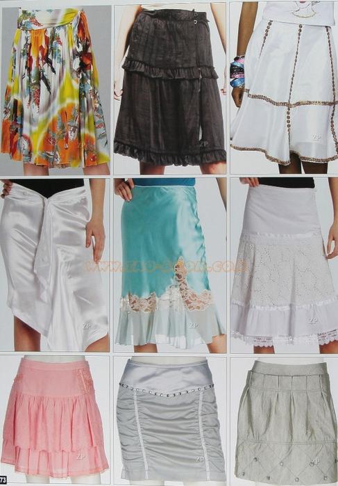 Модные Фасоны Юбок С Доставкой