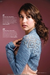 Camellia Shrug(Interweave Knits winter/spring 2011). Обсуждение на LiveInternet - Российский Сервис Онлайн-Дневников