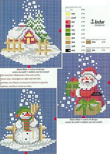 Описание новогодней игрушки своими руками