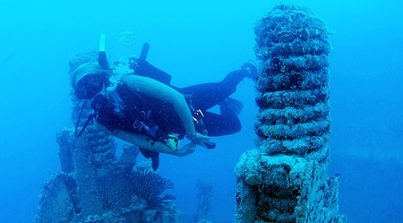 Атлантида у берегов Кубы (450x249, 35Kb)