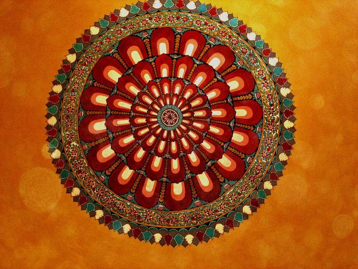 Сучиндрам (Suchindram temple) – храм всех Учителей. 21569