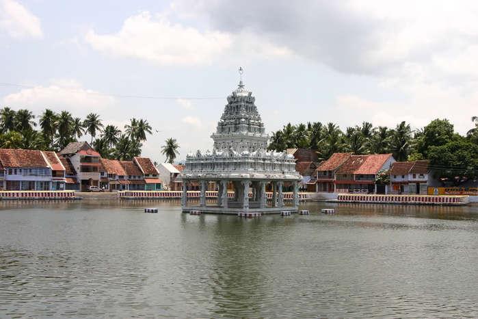 Сучиндрам (Suchindram temple) – храм всех Учителей. 36973