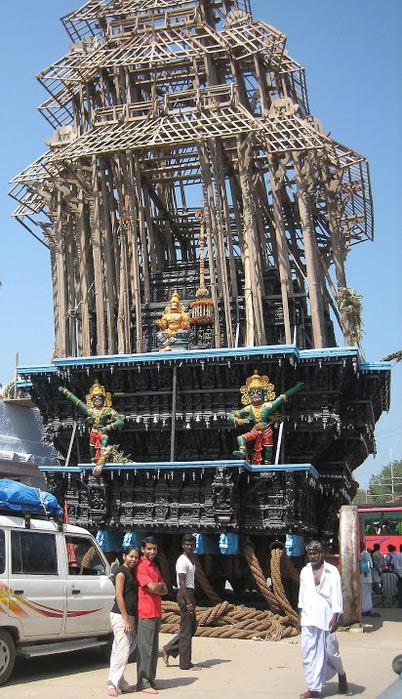 Сучиндрам (Suchindram temple) – храм всех Учителей. 95463