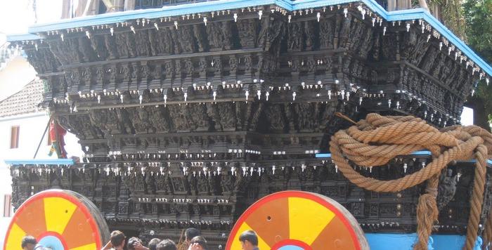 Сучиндрам (Suchindram temple) – храм всех Учителей. 79211