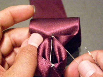怎样用丝带来制成丝带镶边 1 - maomao - 我随心动