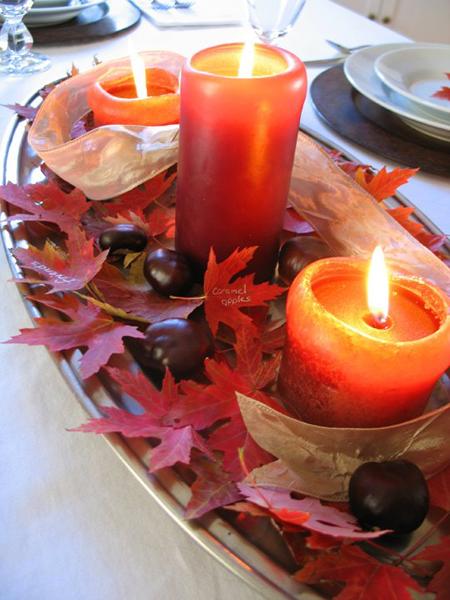 декор из осенних листьев.jpg1 (450x600, 226Kb)