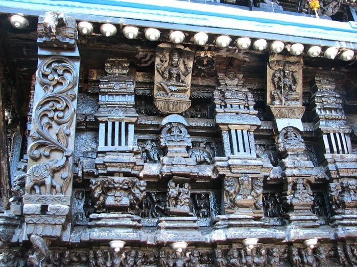 Сучиндрам (Suchindram temple) – храм всех Учителей. 50241