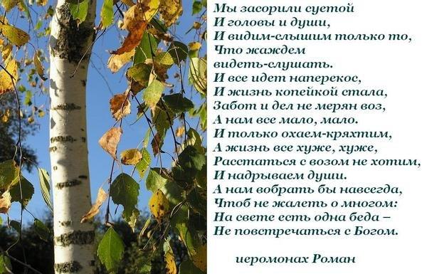 Стих про романа