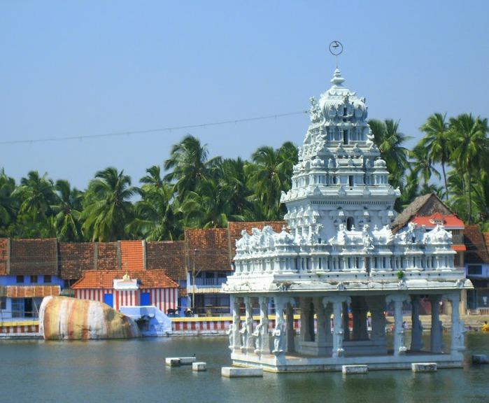 Сучиндрам (Suchindram temple) – храм всех Учителей. 38640