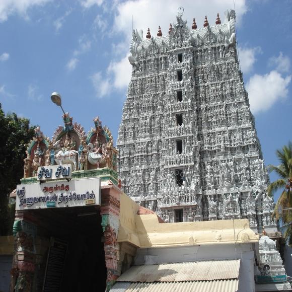 Сучиндрам (Suchindram temple) – храм всех Учителей. 50408