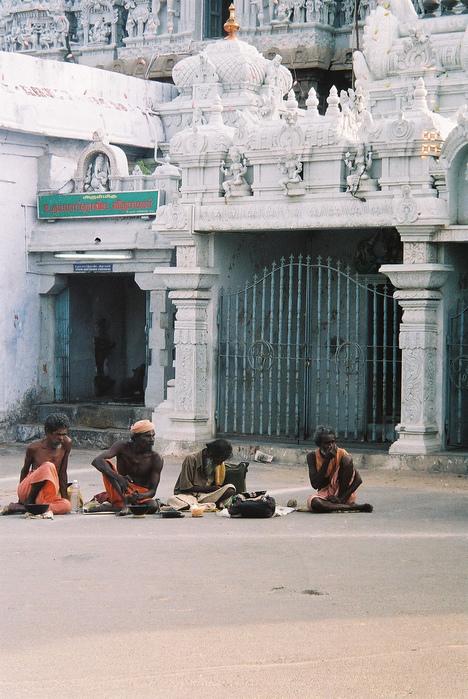 Сучиндрам (Suchindram temple) – храм всех Учителей. 84826